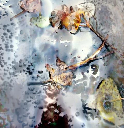 digital photo painting by Tomas Karkalas