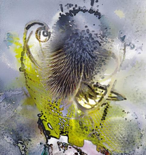 digital painting by Tomas Karkalas