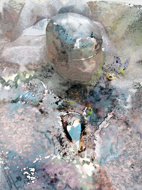digital painting 80x60 cm by Tomas Karkalas