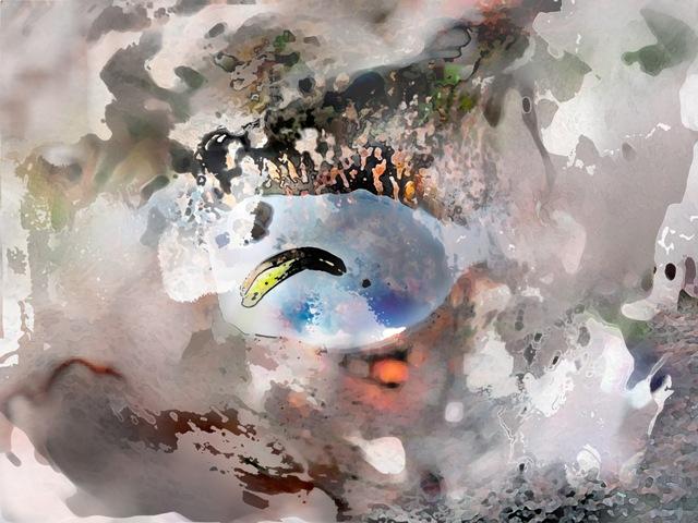 digital painting by Tomas Karkalas, Lithuania