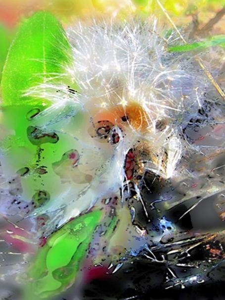 digital painting eternal truths ~ 60x45cm ~ Tomas Karkalas